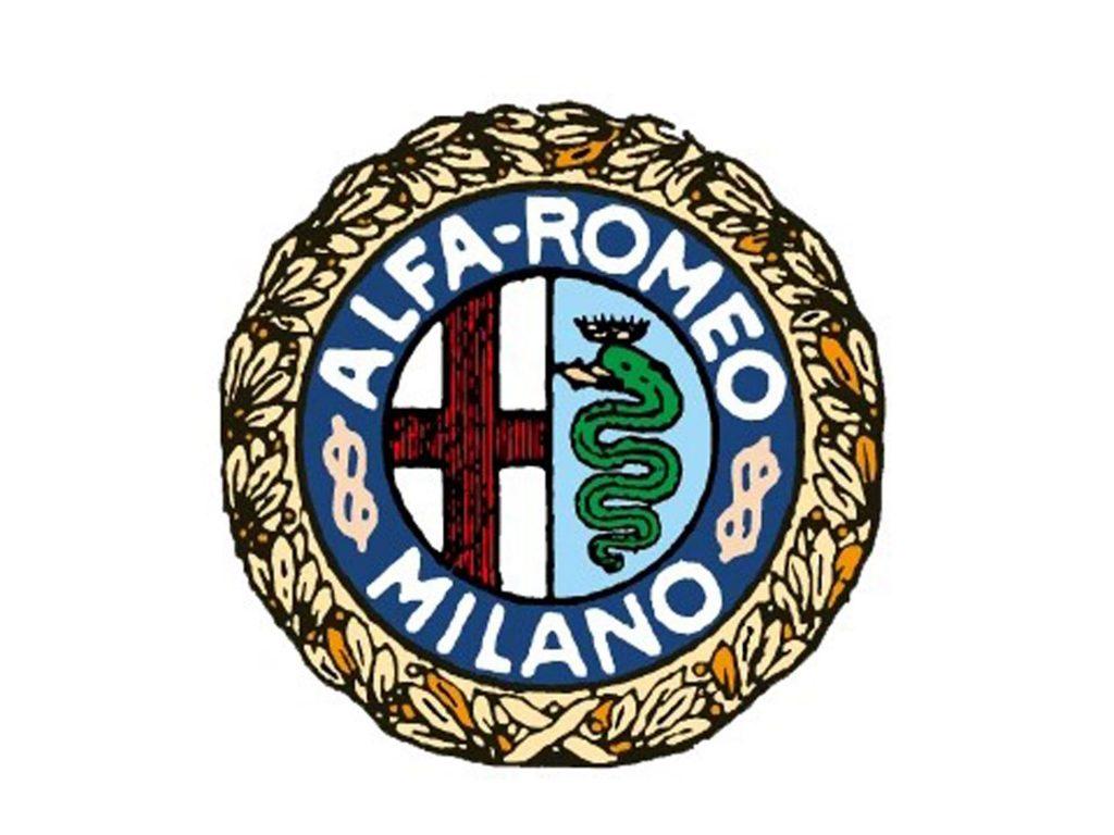 Alfa Romeo Logo-1933