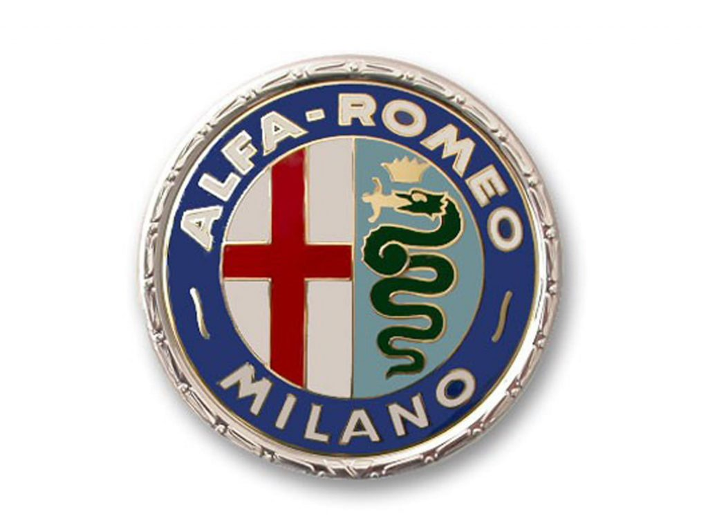 Alfa Romeo Logo-1971
