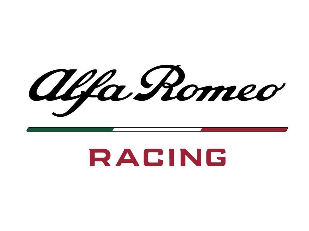 Alfa Romeo Logo Race