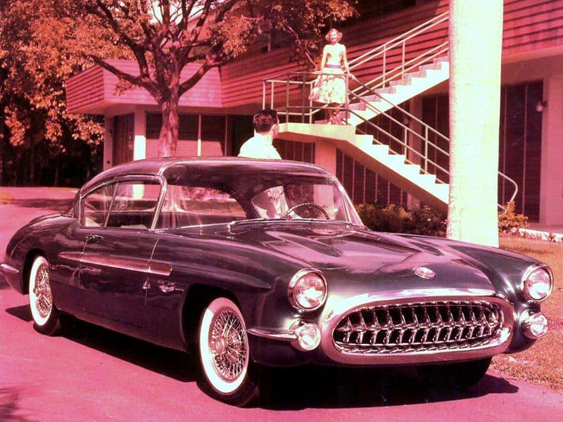 Chevrolet Impala-1956