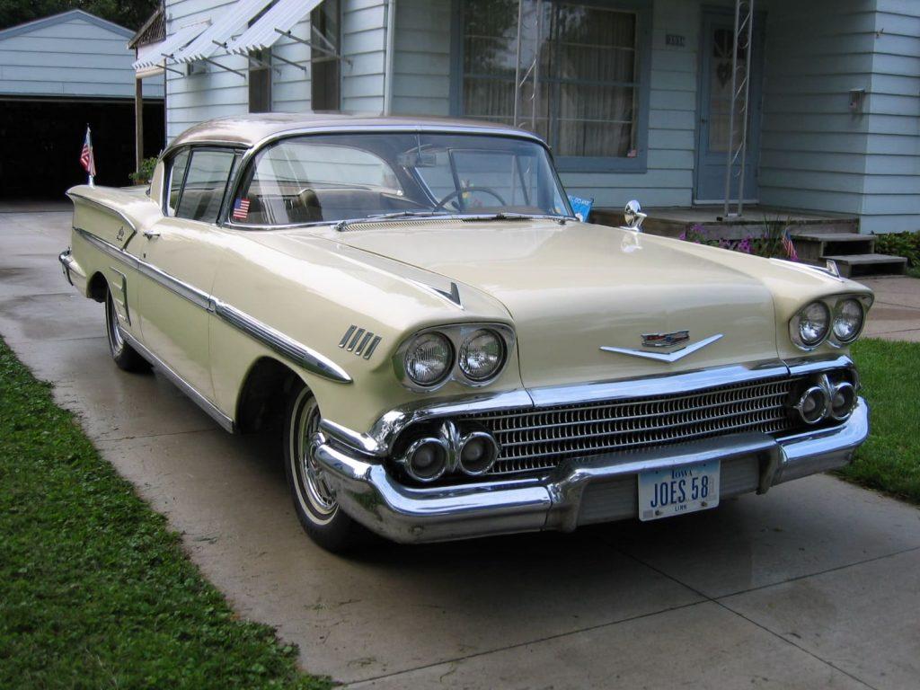 Chevrolet Impala-1958