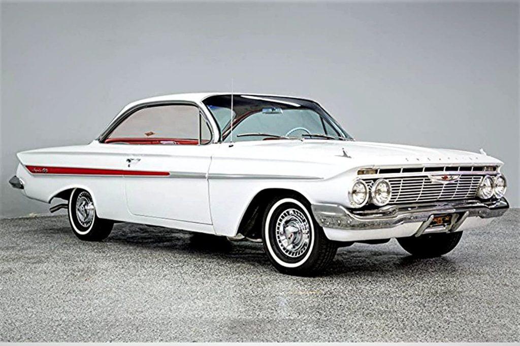 Chevrolet Impala-1961