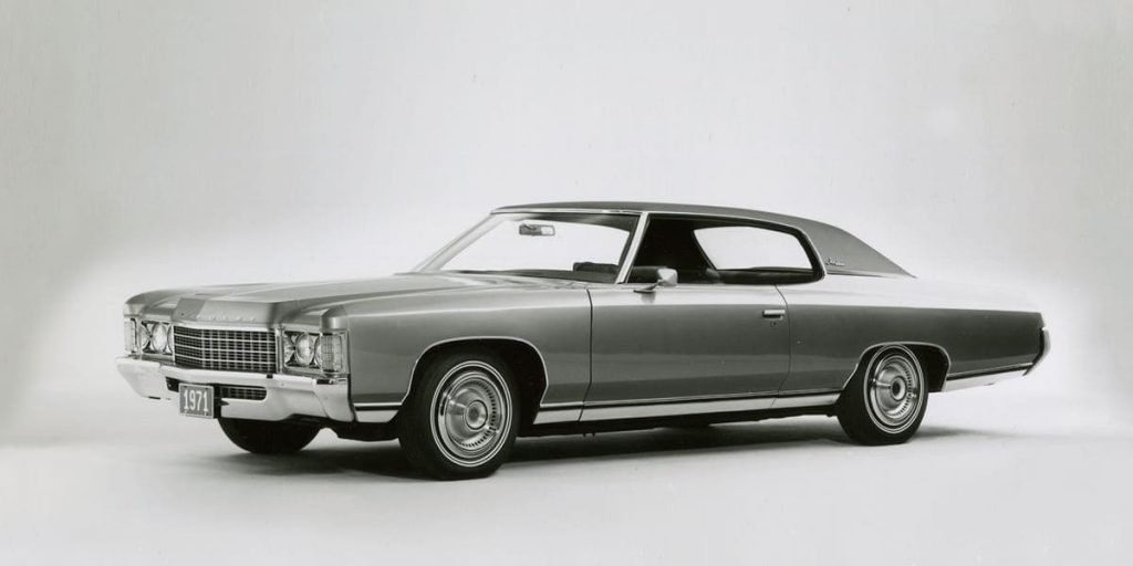 Chevrolet Impala-1971
