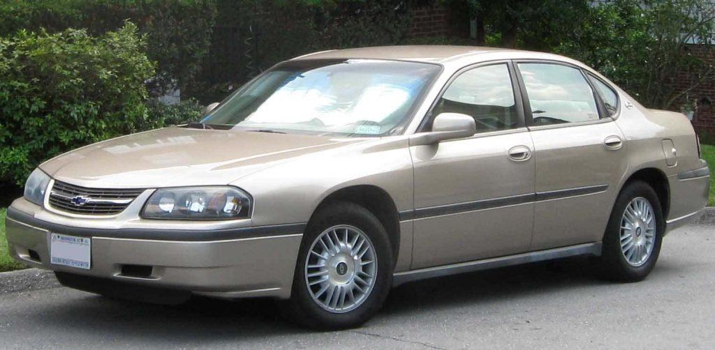 Chevrolet Impala-2000