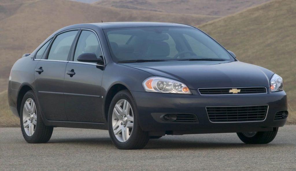 Chevrolet Impala-2008