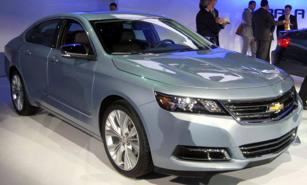 Chevrolet Impala-2014