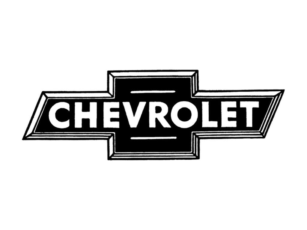 Chevrolet Logo-1934