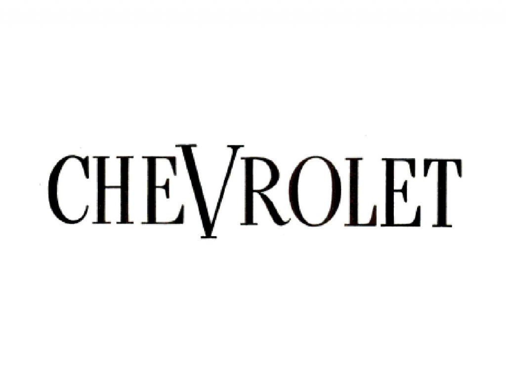 Chevrolet Logo-1940-45