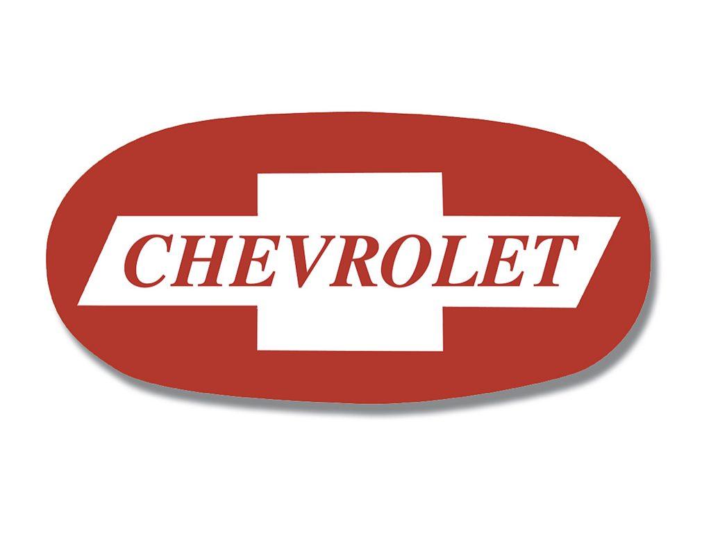 Chevrolet Logo-1950