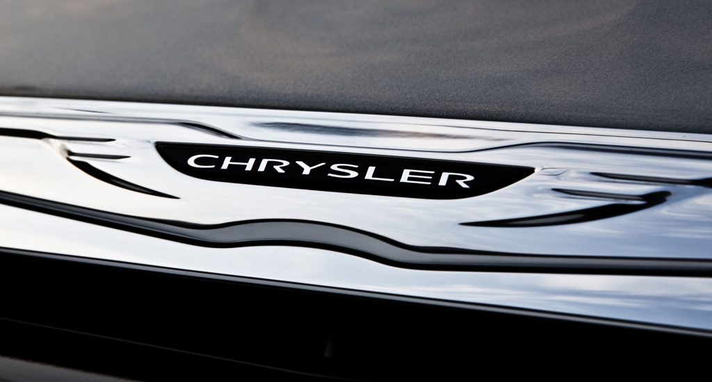 Chrysler Emblem