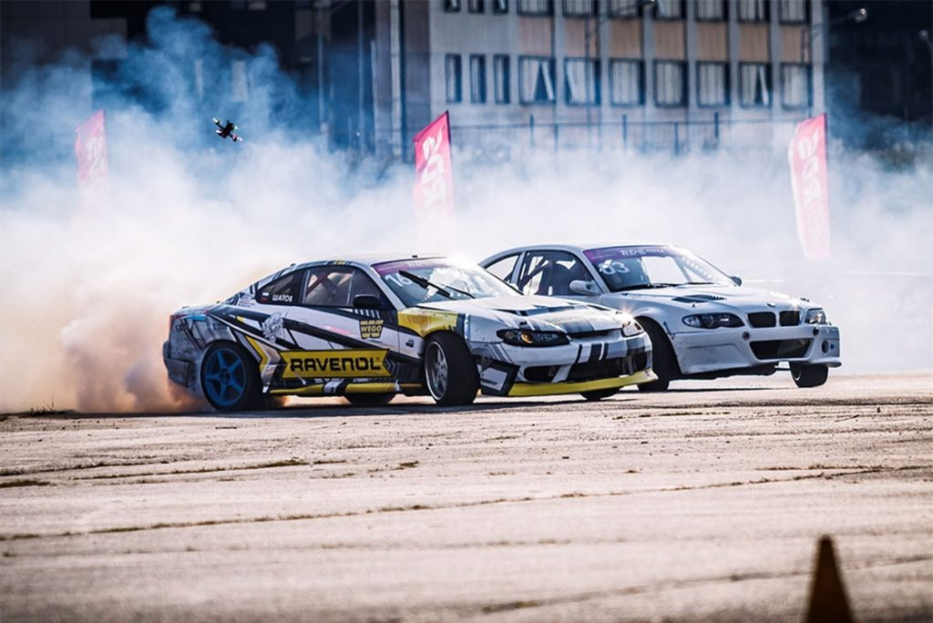 Drifting Cars