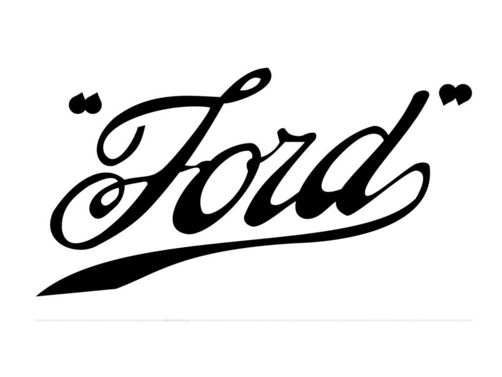 Ford Logo-1909