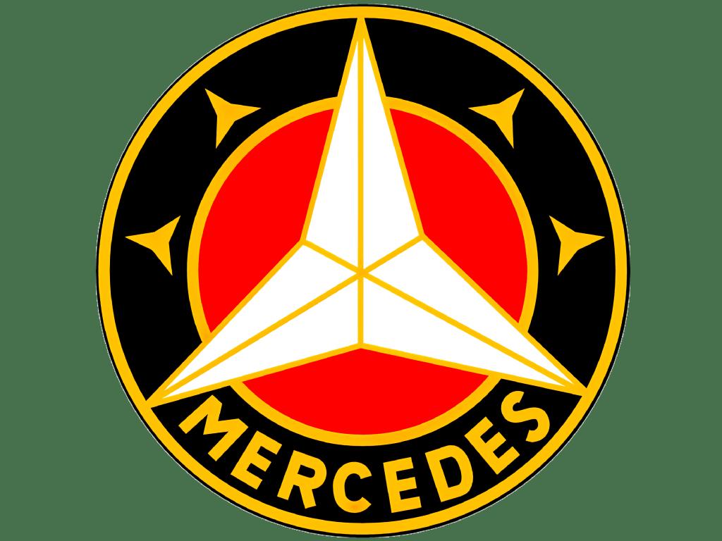 Mercedes Logo-1916