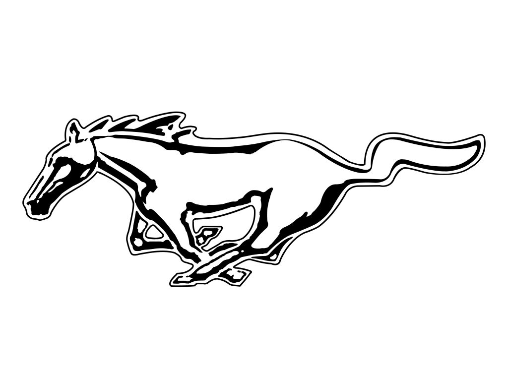 Mustang Emblem