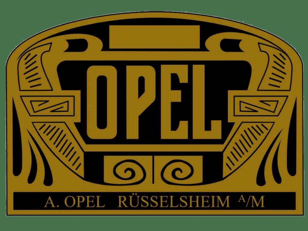 Opel Logo-1906