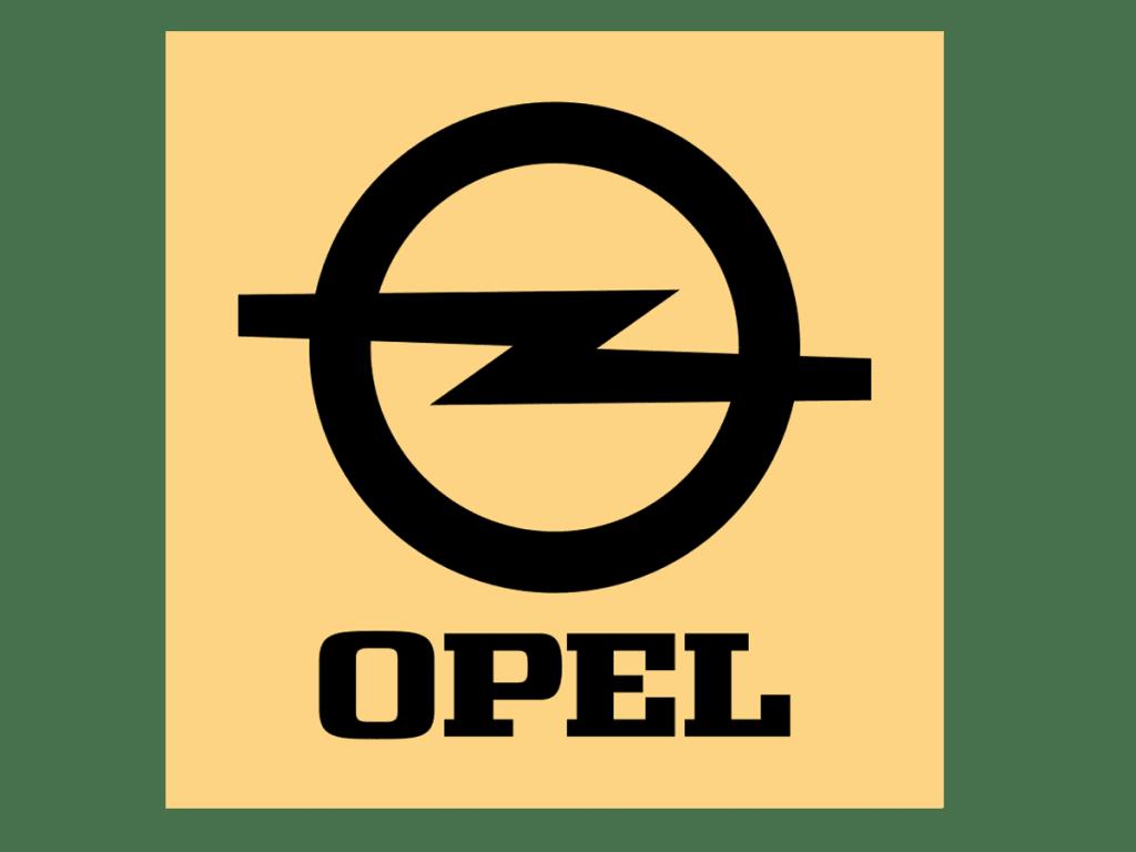 Opel Logo-1970