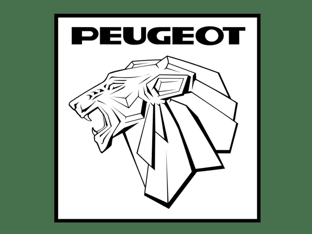 Peugeot Logo-1964