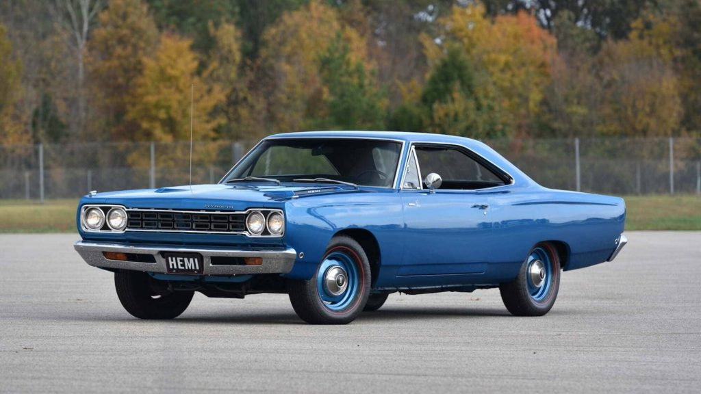 Plymouth Road Runner Hemi
