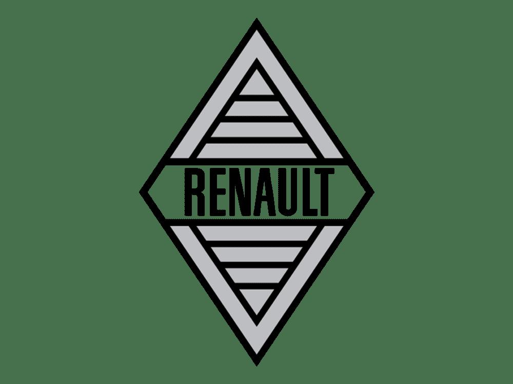 Renault Logo-1958