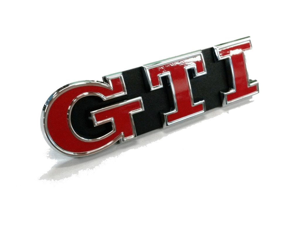 Volkswagen GTI emblem