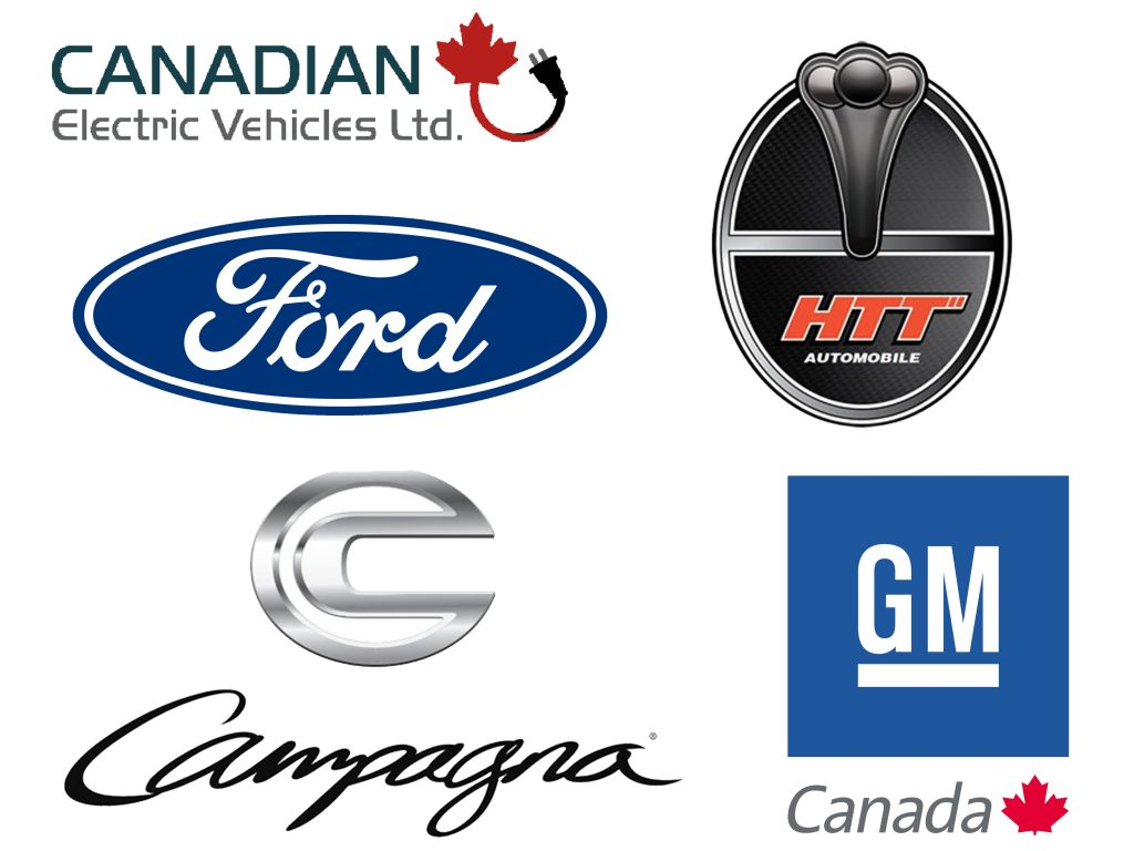 Canadian Car Brands