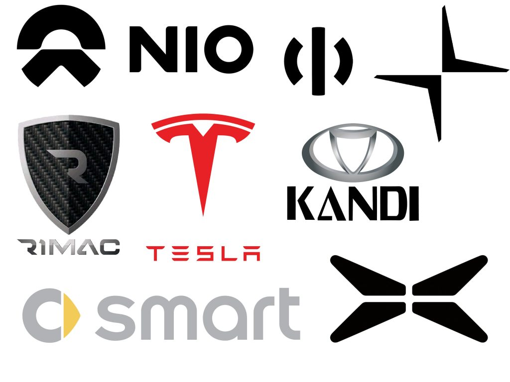 Electric Car Brands