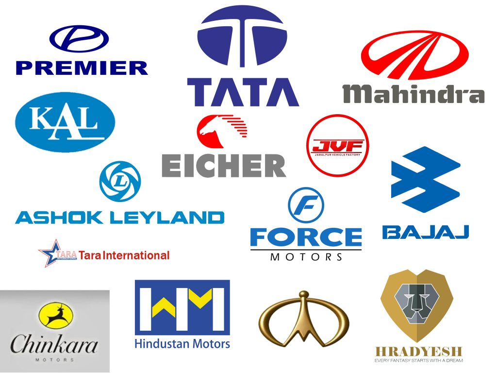 Indian Car Brands