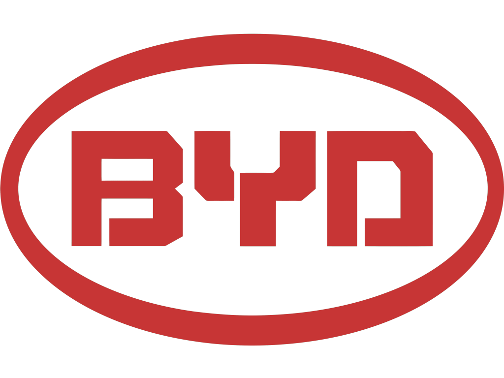 Logo BYD Auto Company