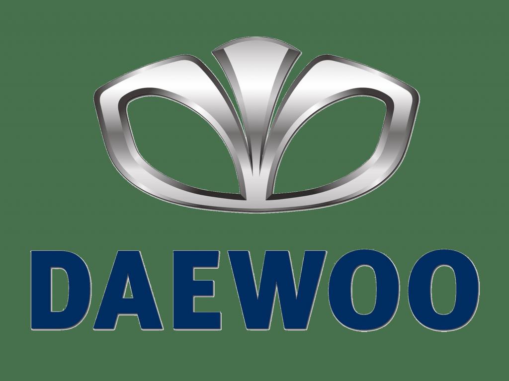 Logo Daewoo Motors