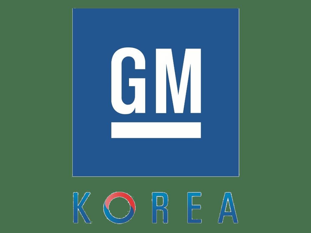 Logo General Motors Korea