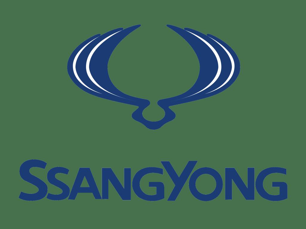 Logo SsangYong Motor
