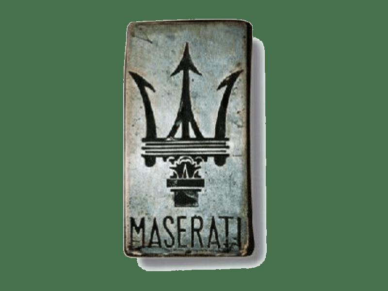 Maserati Logo-1926