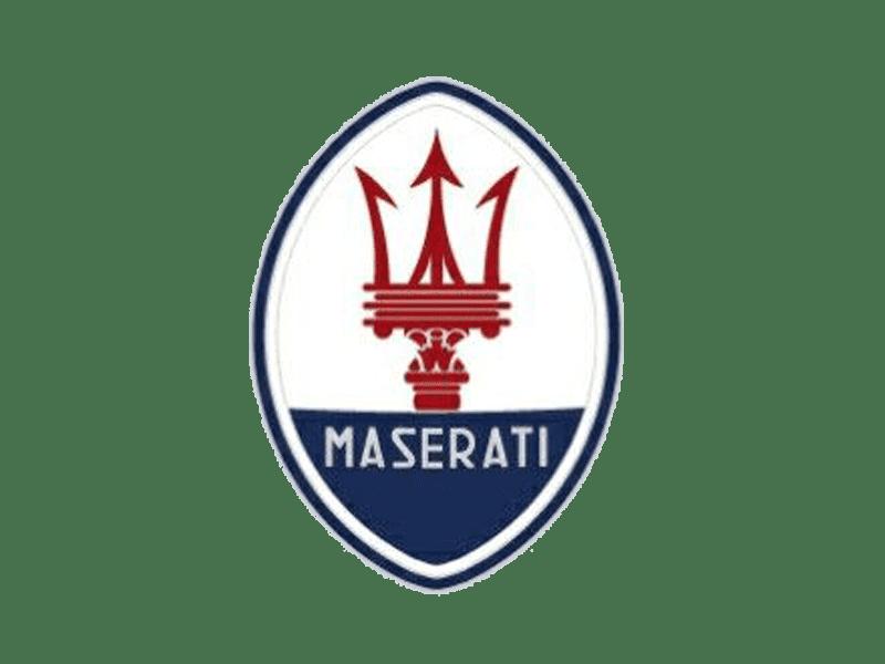 Maserati Logo-1954