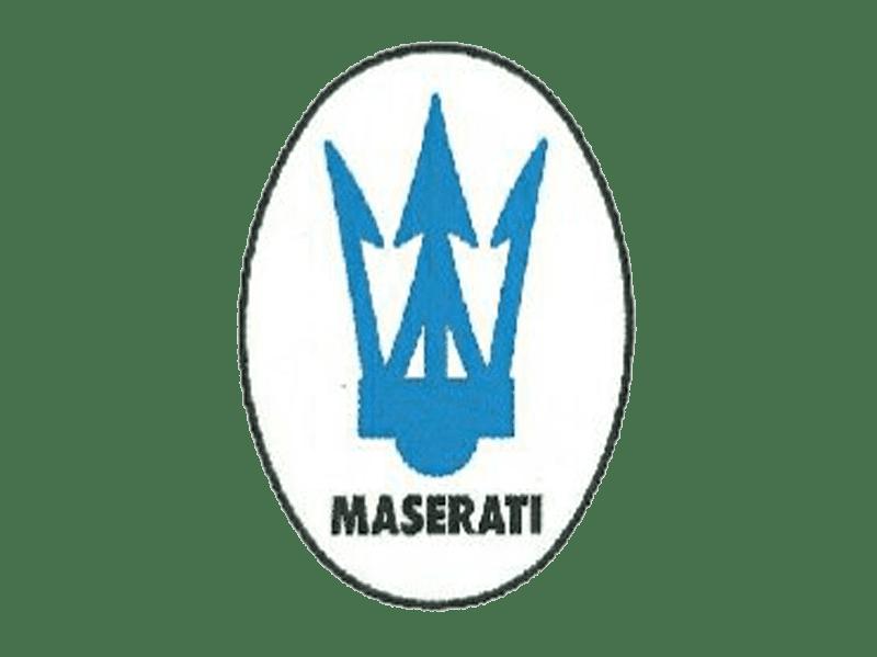 Maserati Logo-1983