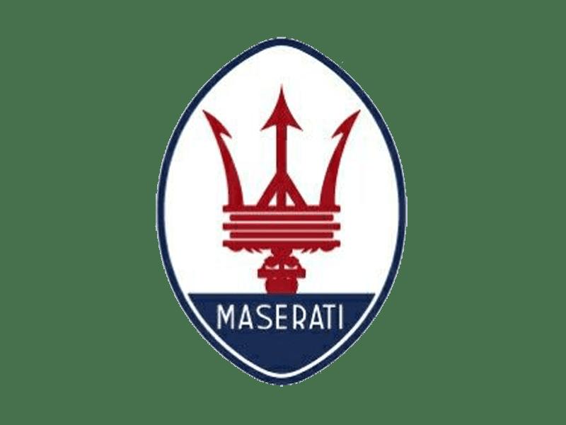 Maserati Logo-1985