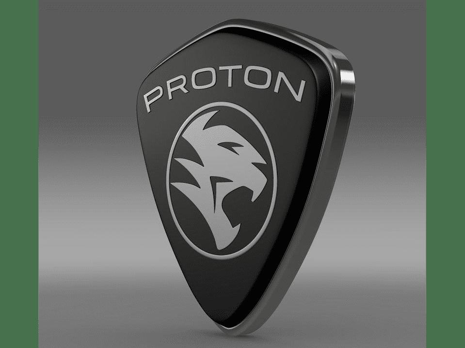 Proton Emblem