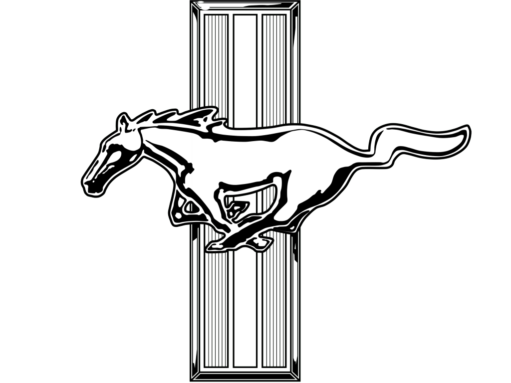 Shelby Mustang Logo