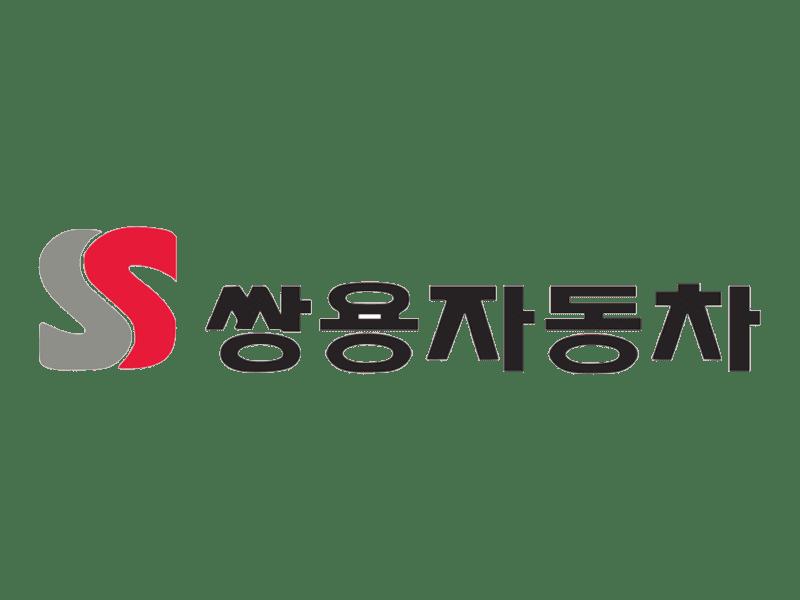 Ssangyong Logo-1989