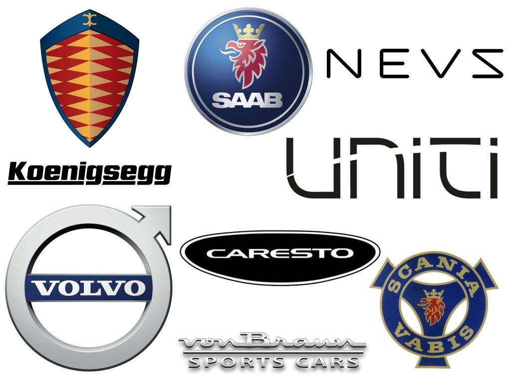 Swedish Car Brands