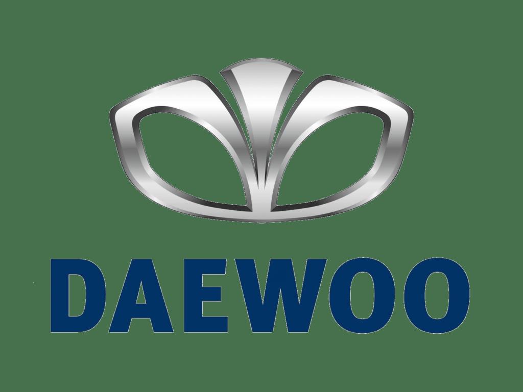 Daewoo Motors Logo