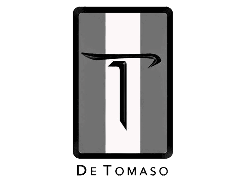 De Tomaso Emblem