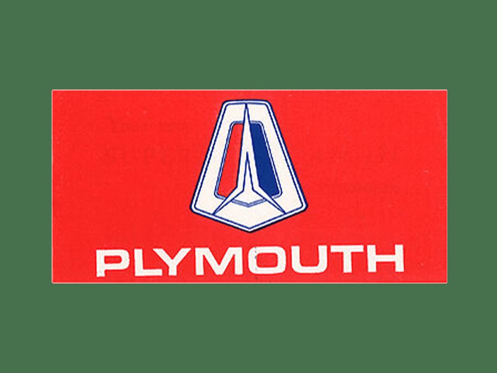Plymouth Logo-1963