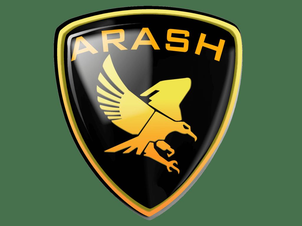 Arash Logo-1999