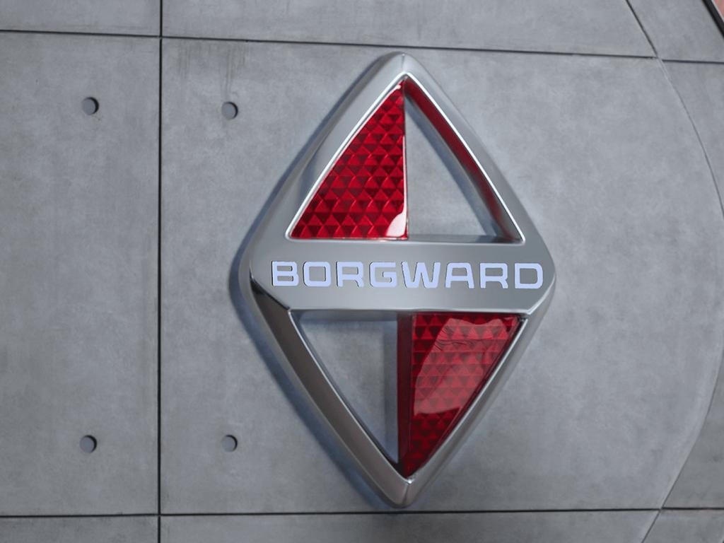 Borgward Emblem